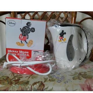 ディズニー(Disney)のディズニー電気ケトル 0.6L(電気ケトル)