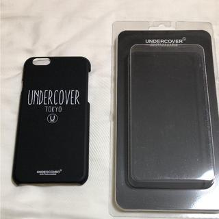 アンダーカバー(UNDERCOVER)のUNDERCOVER iPhone6カバー(iPhoneケース)
