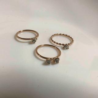 06d2b9742169 2ページ目 - コーチ(COACH) リング(指輪)(ゴールド/金色系)の通販 100 ...