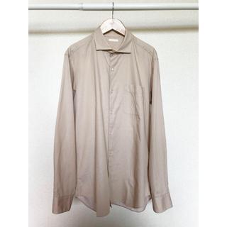 ジーユー(GU)のGU シャンブレーシャツ(シャツ)