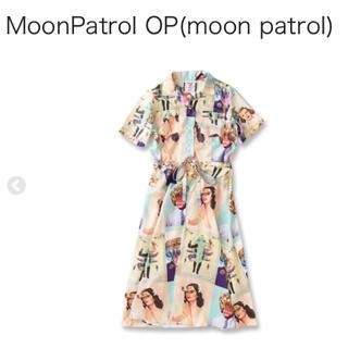 オープニングセレモニー(OPENING CEREMONY)の最終値下げSON OF THE CHEESE moon Patrol ワンピース(ロングワンピース/マキシワンピース)