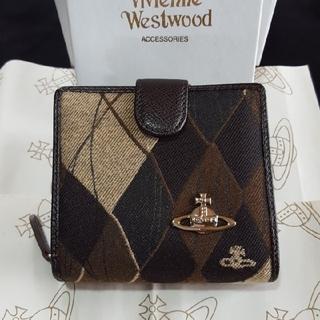 ヴィヴィアンウエストウッド(Vivienne Westwood)のVivienne Westwood二つ折り財布(財布)