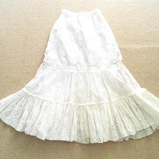 バーニーズニューヨーク(BARNEYS NEW YORK)のNYブランドの2wayスカート(ロングスカート)