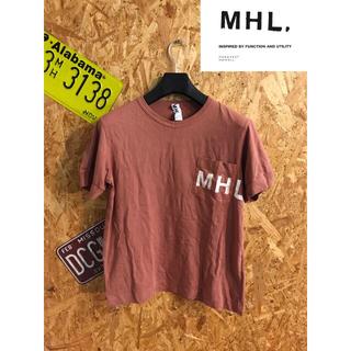 エムエイチアイバイマハリシ(MHI by maharishi)のMHL.  Tシャツ(Tシャツ/カットソー(半袖/袖なし))