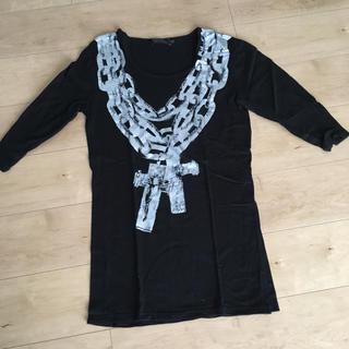グラッサム(GRASUM)のGRASUM 5分袖T (九龍様専用)(Tシャツ/カットソー(七分/長袖))