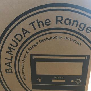 バルミューダ(BALMUDA)のバルミューダ The Range(電子レンジ)