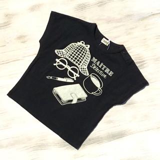 ターカーミニ(t/mini)のT/mini/ターカーミニ プリントTシャツ K32832(Tシャツ/カットソー)