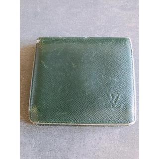 ルイヴィトン(LOUIS VUITTON)のルイヴィトン LOUISVUITTON 二つ折り財布(財布)