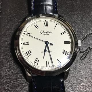 グラスヒュッテオリジナル(Glashutte Original)の美品 グラスヒュッテオリジナル セネタ・オートマティック(腕時計(アナログ))