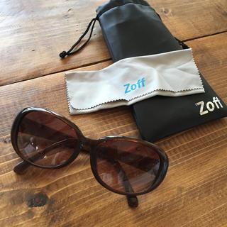ゾフ(Zoff)の新品❣️Zoff サングラス(サングラス/メガネ)
