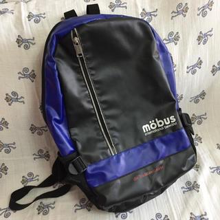 モーブス(mobus)のmobus☆リュックサック ブルー(バッグパック/リュック)