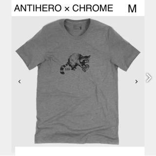 アンチヒーロー(ANTIHERO)の ANTIHERO ×CHROME「CHROME× ANTIHERO」(スケートボード)