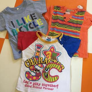 男の子★Tシャツ3枚セット 90(Tシャツ/カットソー)