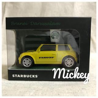 スターバックスコーヒー(Starbucks Coffee)のマレーシア スターバックス 限定 ミニカー(ミニカー)