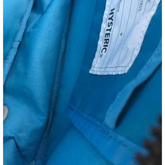 HYSTERIC MINI(ヒステリックミニ)のヒスミニ ヒステリックミニ バッグ 通園 ショルダー  キッズ/ベビー/マタニティのこども用バッグ(通園バッグ)の商品写真