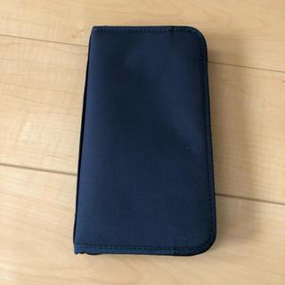 ムジルシリョウヒン(MUJI (無印良品))の*無印良品 パスポートケース レフィル付き*(日用品/生活雑貨)