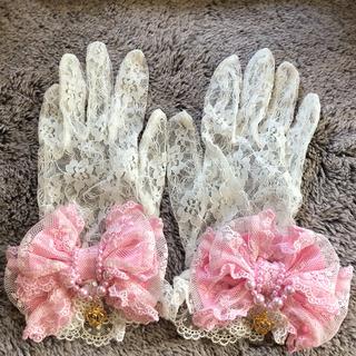 アンジェリックプリティー(Angelic Pretty)のAngelic Pretty 手袋(手袋)