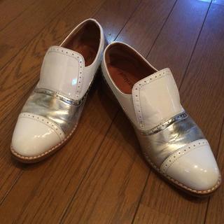 ジェフリーキャンベル(JEFFREY CAMPBELL)の美品 jeffreycampbellローファー(ローファー/革靴)