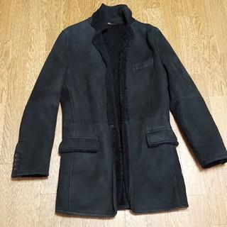 ドルチェアンドガッバーナ(DOLCE&GABBANA)の正規品 DOLCE&GABBANA ドルガバ コート 黒 メンズ(その他)