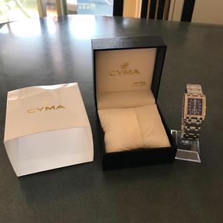 【CYMA正規品】メンズ 腕時計   シーマ