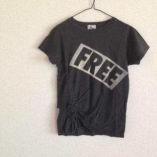 シンアンドカンパニー(SHIN&COMPANY)のスカル Tシャツ&アシンメトリーTシャツ(Tシャツ(半袖/袖なし))