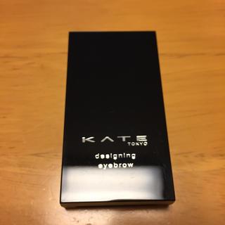 ケイト(KATE)のKATE ケイト デザイニングアイブロウ3D EX5(パウダーアイブロウ)