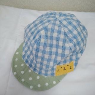 コネクト(connect)のconnect M 子供用お帽子 サイズ50(帽子)