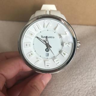 テンデンス(Tendence)のTendence ホワイト(腕時計(アナログ))