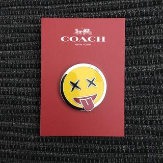 コーチ(COACH)の新品未使用 コーチ ピンバッジ(バッジ/ピンバッジ)
