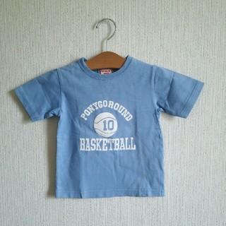 ポニーゴーラウンド(PONY GO ROUND)の送料込み¥300☆PONYGOROUNDのTシャツ S 100(Tシャツ/カットソー)