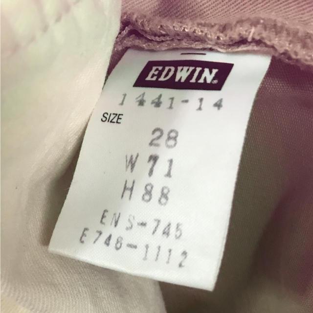 EDWIN(エドウィン)のEDWIN チノハーフパンツ メンズのパンツ(ショートパンツ)の商品写真