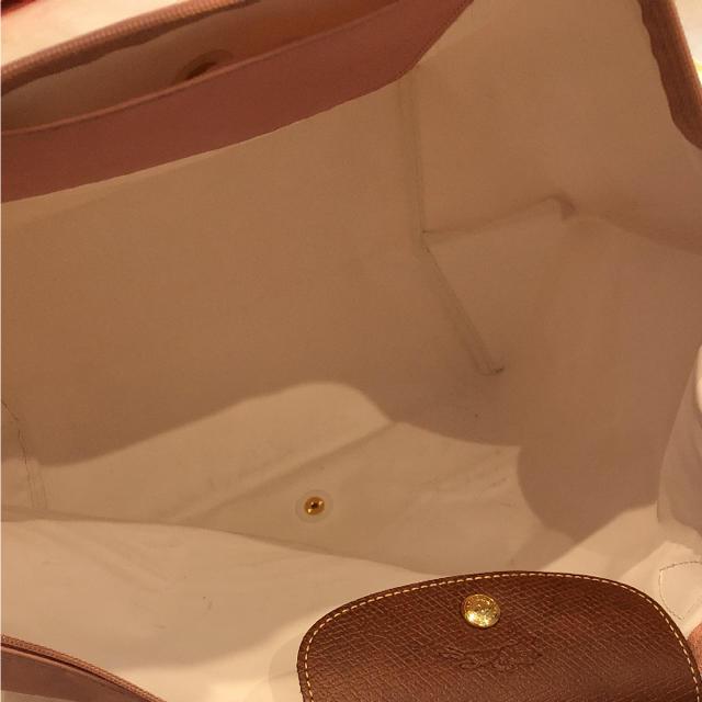 979cd2f2d7dc LONGCHAMP - さやばん様専用ロンシャン❤ 桜ピンク❤ トートバッグLの ...