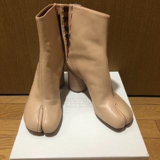 マルタンマルジェラ(Maison Martin Margiela)のマルジェラ足袋ブーツ(ブーツ)