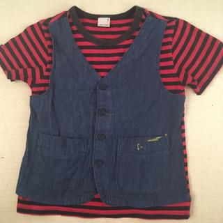 プティマイン(petit main)のプティマイン難あり(Tシャツ/カットソー)