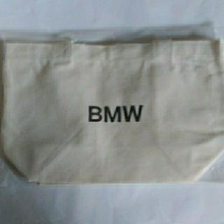 ビーエムダブリュー(BMW)の新品未使用、未開封、BMWキャンパス厚生地トートバック(ノベルティグッズ)