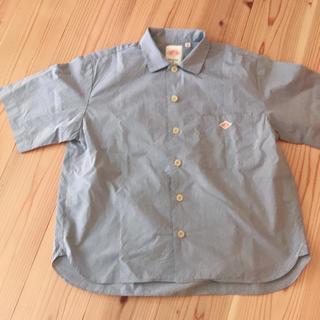 ダントン(DANTON)のダントン コットンタイプライターシャツ(シャツ/ブラウス(半袖/袖なし))
