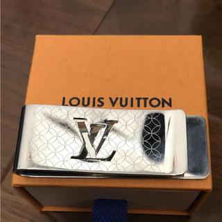 ルイヴィトン(LOUIS VUITTON)のLouis Vuitton マネークリップ(マネークリップ)