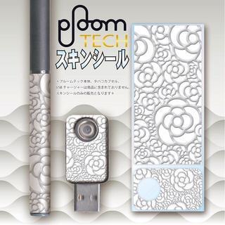 プルームテック(PloomTECH)のプルームテック スキンシール カメリア No.3 ploomtech(その他)