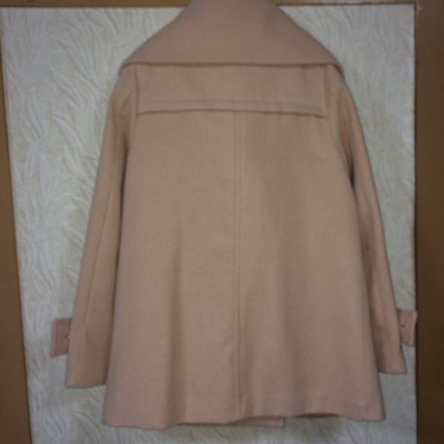 INGNI(イング)のINGNI ピンク♡コート 着画アップ レディースのジャケット/アウター(ピーコート)の商品写真