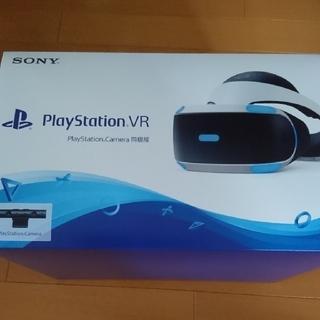 プレイステーションヴィーアール(PlayStation VR)のとにぃ様専用 新型 SONY プレイステーションVR CUHJ-16003(家庭用ゲーム機本体)