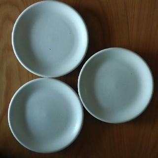 ムジルシリョウヒン(MUJI (無印良品))の無印良品 皿3枚(食器)