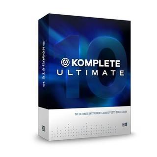 【ライセンス譲渡】Native Instruments 10 ULTIMATE(ソフトウェア音源)
