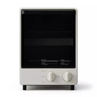 ムジルシリョウヒン(MUJI (無印良品))の無印良品 MUJI 縦型オーブントースター 2016年製(調理機器)