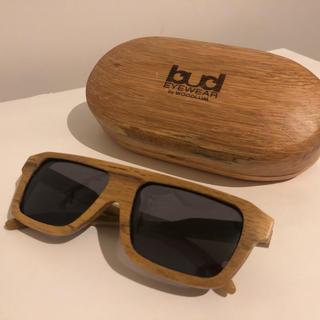 ウッドラム(WOODLUM)の【JT様専用】bud EYEWEAR by WOODLUM サングラス(サングラス/メガネ)
