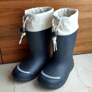 ムジルシリョウヒン(MUJI (無印良品))の無印様専用 無印良品 レインブーツ(長靴/レインシューズ)