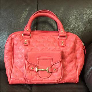f561552e283a OFUON - OFUON イトキン 2way バッグ ピンクの通販|ラクマ