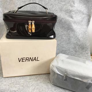 ヴァーナル(VERNAL)の【VERNAL】メイクボックス 大小セット 化粧ポーチ コスメポーチ(ポーチ)