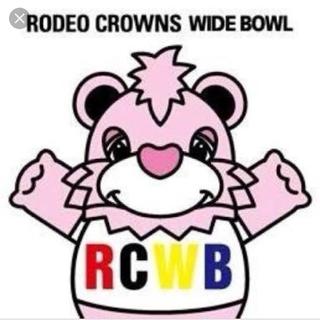 ロデオクラウンズワイドボウル(RODEO CROWNS WIDE BOWL)の26日までお取り置き(サンダル)