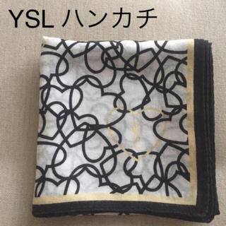 イヴサンローランボーテ(Yves Saint Laurent Beaute)のイヴサンローラン ハンカチ(ハンカチ)