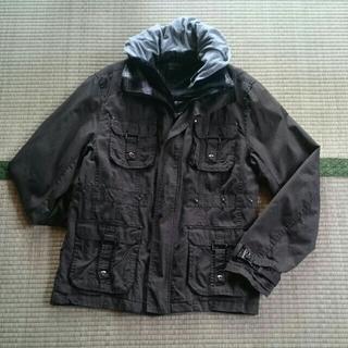 シマムラ(しまむら)のジャケット(ミリタリージャケット)